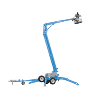 34' Towable Boom Lift