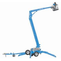 50' Towable Boom Lift