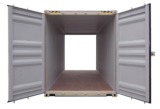 20 Double Door Storage Container Rentals Rent Storage Containers